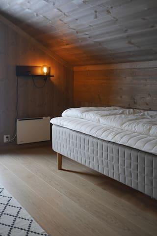 Ny hytte i Gaustablikk / Gaustatoppen.