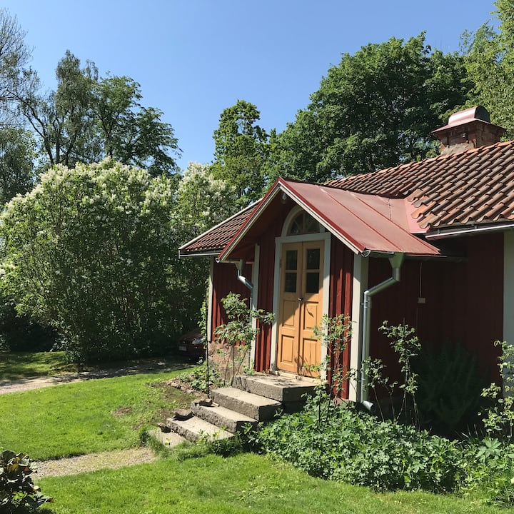 The charming cottage of Nastorp