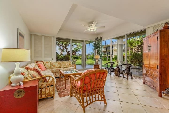 VISTA WAIKOLOA E105 - SPECIAL LOW RATE 2 bedroom, 2 bath Villa! Saline Pool!!