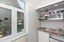 Chez les roses (+cuisine/kitchen)