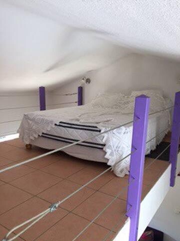 Agréable studio au bord de la mer - Borgo  - Appartement