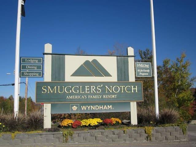 Wyndham Smugglers' Notch - 3 BDRM PRESIDENTIAL - VT - Apto. en complejo residencial