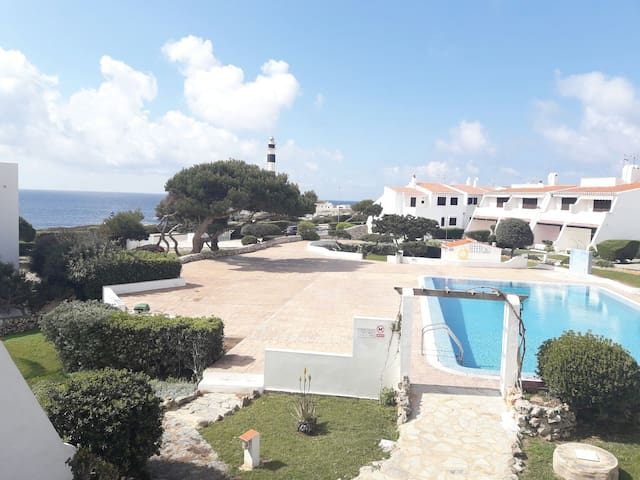 Apartment by the Sea in Cap d'Artrutx - Ciutadella de Menorca - Leilighet