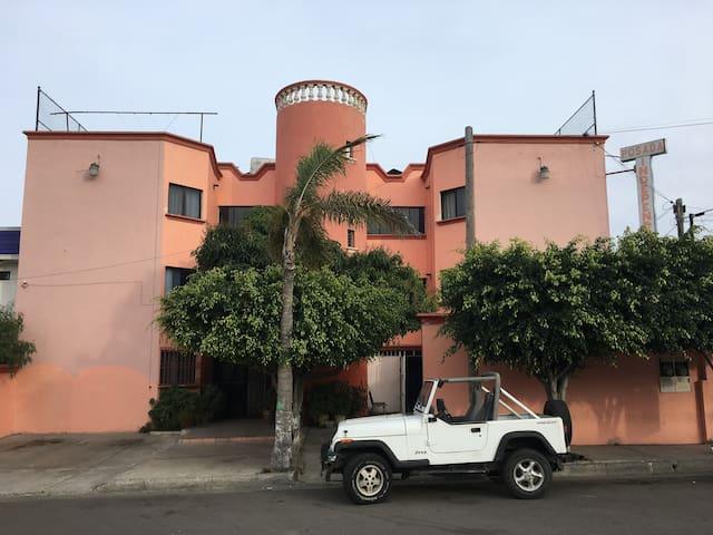 Posada Independencia - Habitación 1