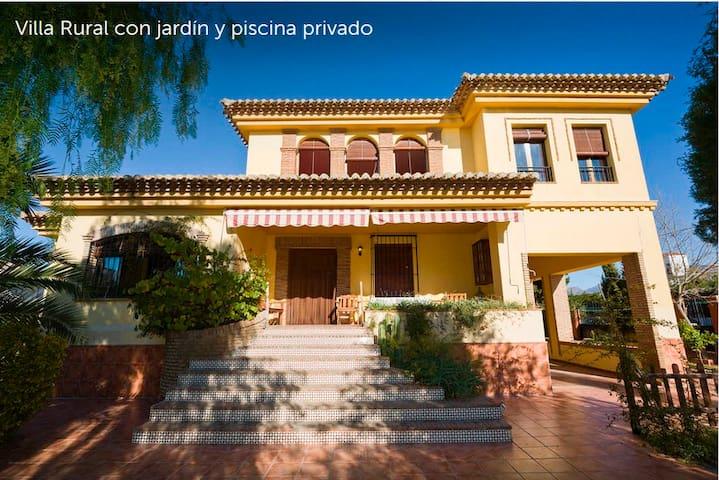 VILLA LOMALINDA - Ogíjares - Villa