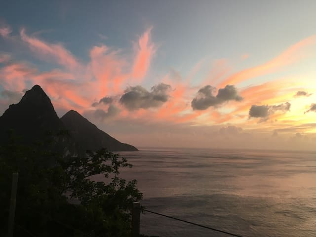 Cosmos Lodge, Soufriere, St Lucia