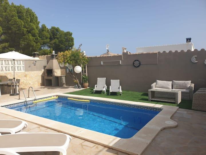 Casa Alegria voor 6 personen met privézwembad