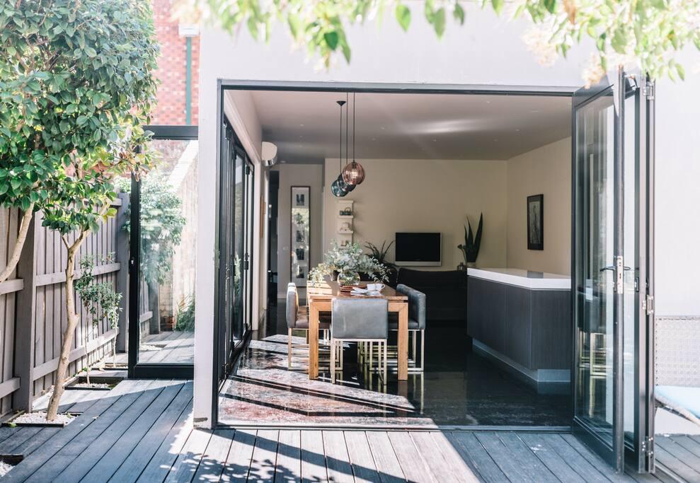 Luxico arthouse abbotsford maisons louer - Maison entrepot melbourne en australie ...