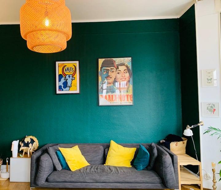Appartement de charme au cœur de Strasbourg