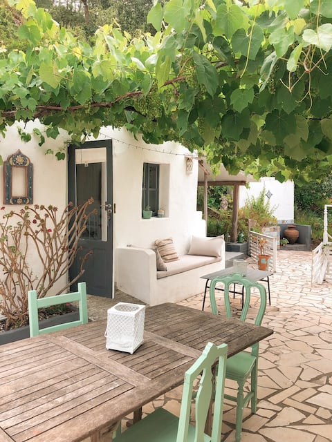 """Casa do Forno""- Cozy cottage under the vine"