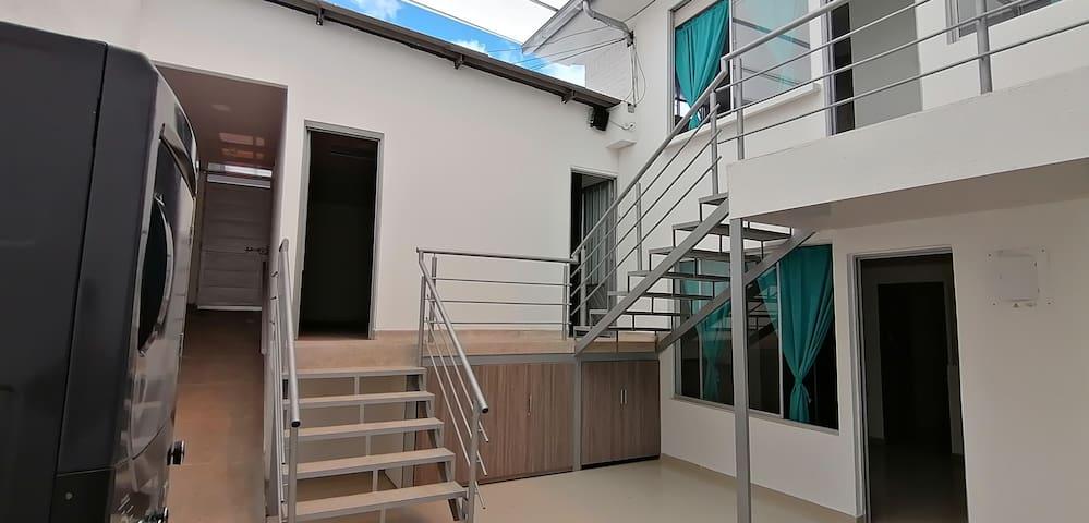 Apartamento 1 solo ambiente en Campo Hermoso