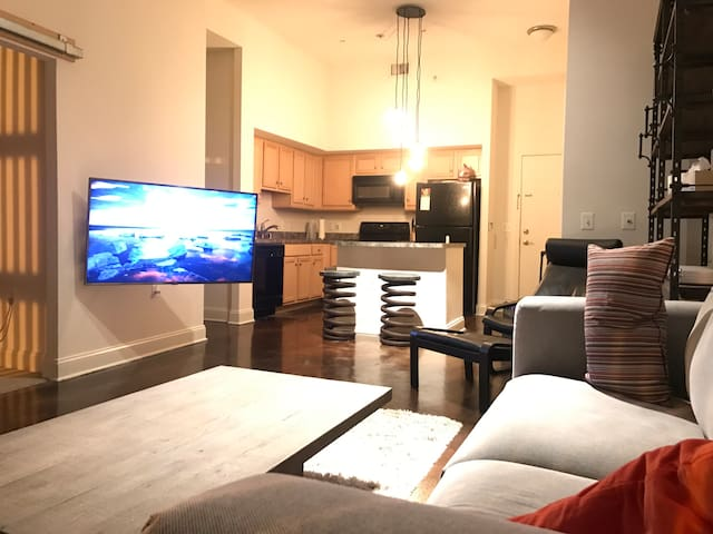 ★ Downtown DC Loft ★ - Washington - Loft