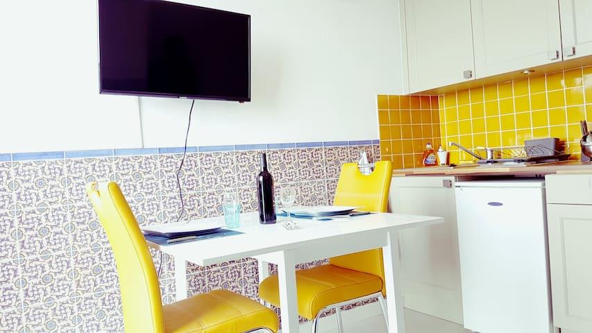STUDIO VUE MER BANYULS - Banyuls-sur-Mer - 公寓