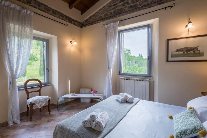 Family house Nocciolo Nord Tuscany