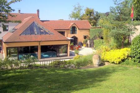 Grande Maison familliale atypique - Cormeilles-en-Parisis