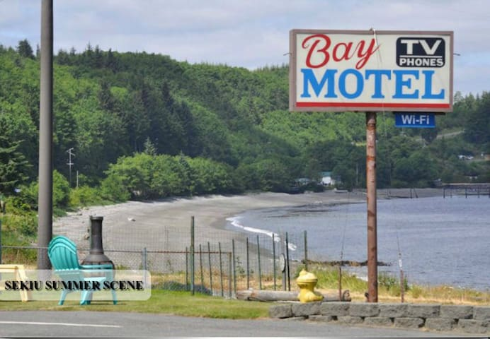 Bay Motel Sekiu Washington