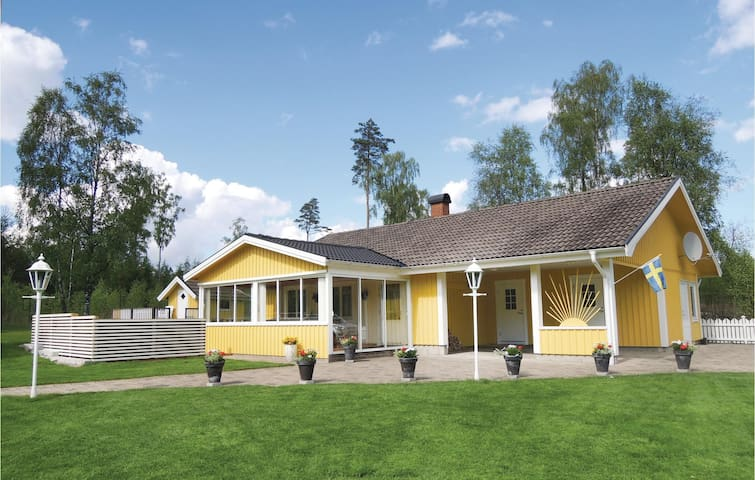 Holiday cottage with 3 bedrooms on 81 m² in Oskarström