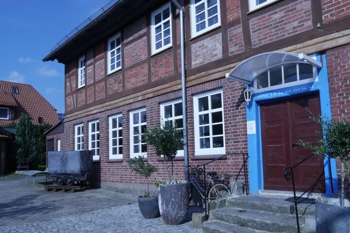 Ferienwohnung Schnuckentraum im Salzmuseum Soltau