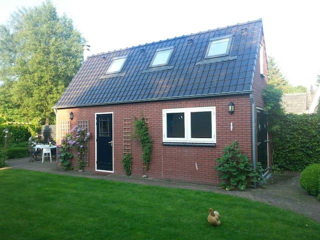 Comfortable Garden House - Haren