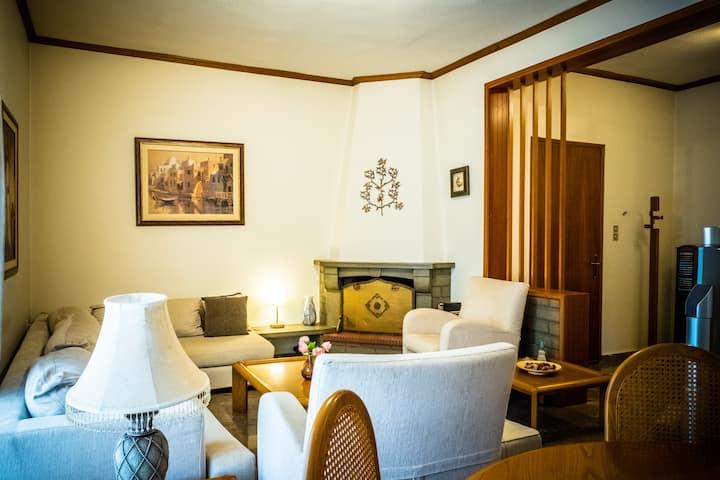 cozy house in Pedini 10 min.  from Ioannina