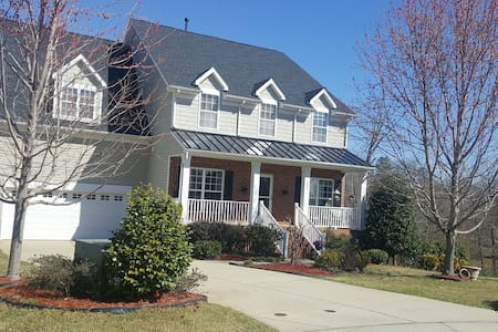 Private Apartment Living w/in a Single Family Home - Fort Mill - 一軒家