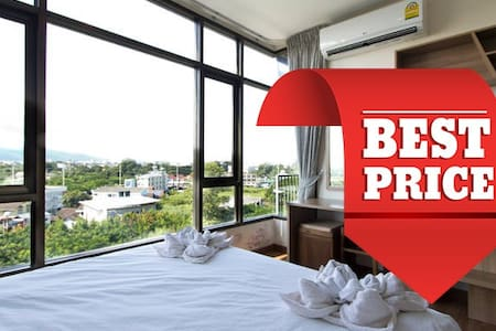 Friendly and spacious home for 4 person (Pool/gym) - Chiang Mai