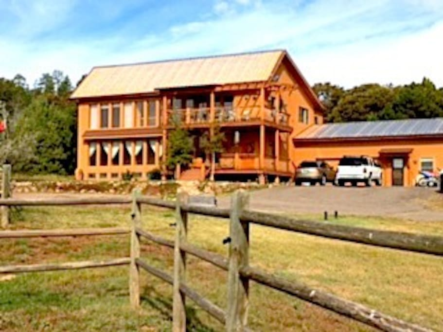 Front Ranch Property