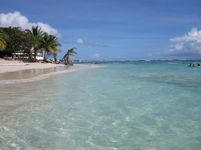 Guadeloupe - Charmant T2 à deux pas de la plage - Saint-François - Apartmen