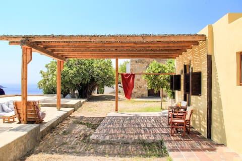 Spitaki-Small casa nos campos