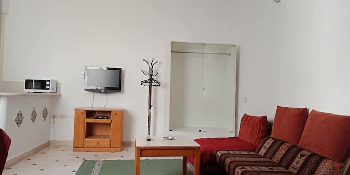 Residence kHOMSA (ASMA) Studio convivial N°9