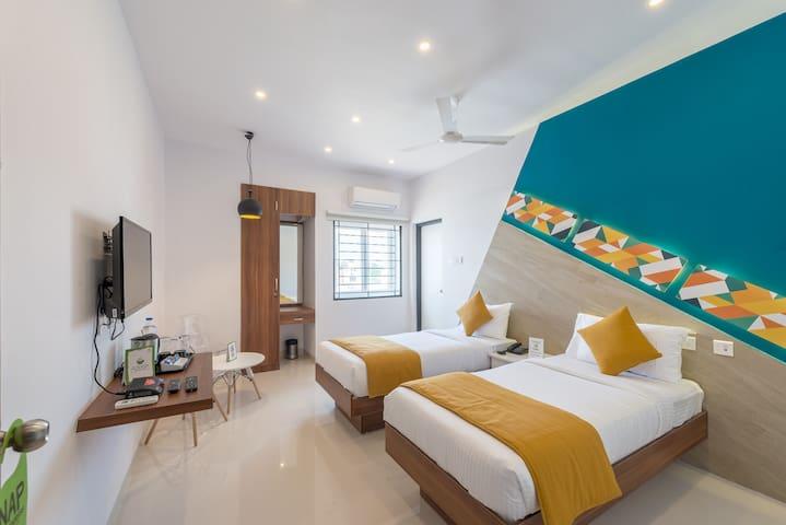 Cornerstay -Standard Room- 203