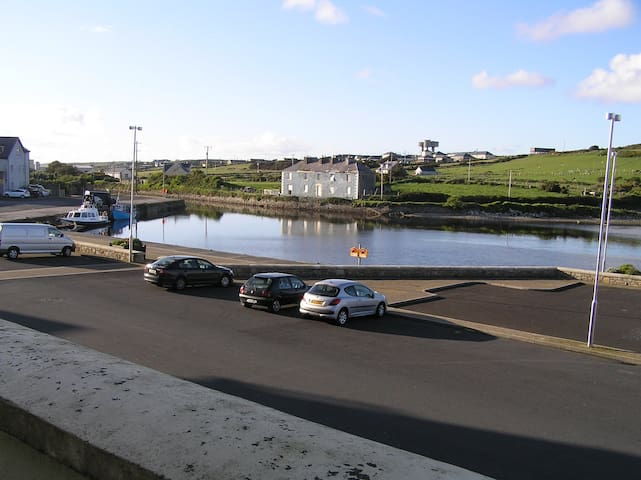 Harbour View Apartment - Belmullet - อพาร์ทเมนท์