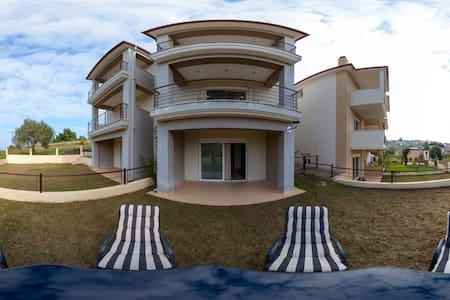 Paliouri Villa - Paliouri