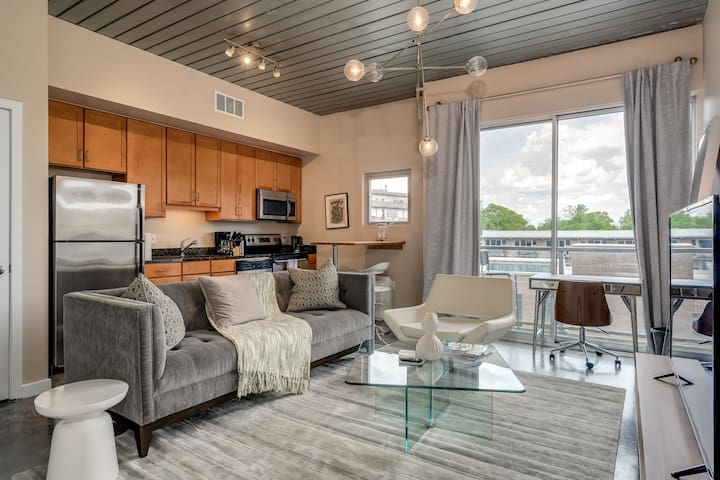 Fab  Condo Steps  to Ponce Market and Beltline
