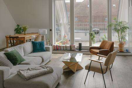 Bright and cosy loft in Berlin - Berlino