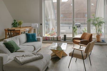 Bright and cosy loft in Berlin - Berlin - Loft