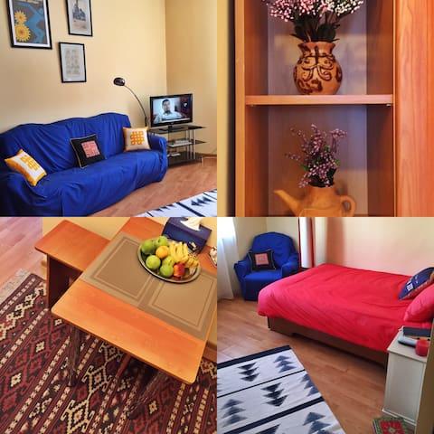 Cozy Studio - Bishkek - Apartament