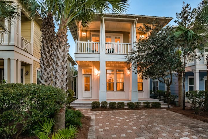 Steps from Rosemary | Seacrest Pool & Beach Access