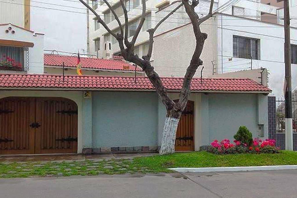 La Casa de Sandrita