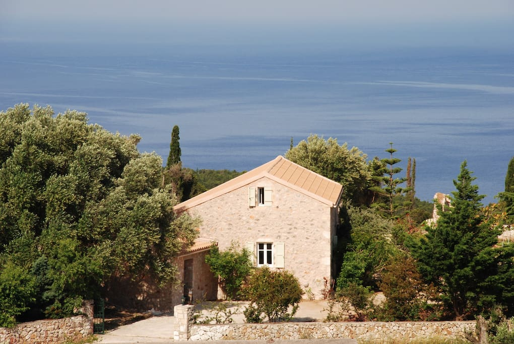 Tucked Away..In the Mediterranean Forest