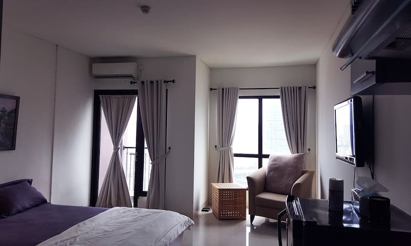 Cozy Tamansari Apartment Jakarta - Jakarta-Zuid - Appartement