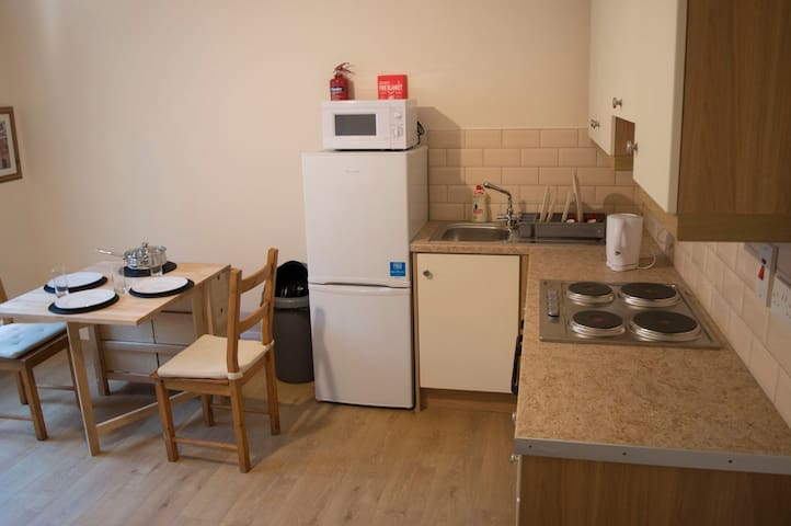 Nice Apartment in City