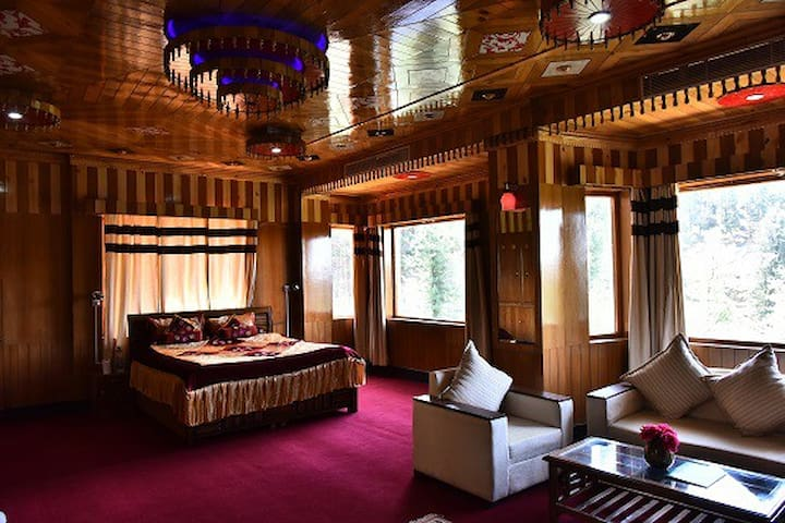 Pleasant Private Room Valley View ( Shimla )