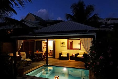 SWEETY COTTAGE :  Votre Cottage aux Antilles ! - Collectivity of Saint Martin - Haus