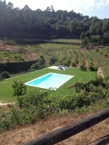 Casa da Azenha de Cavez - Quinta Vila Franca - Cavês