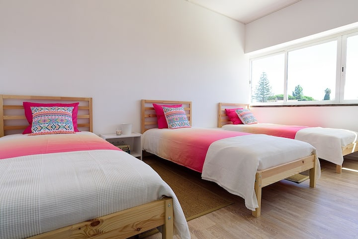 BYSEACLE - Triple bed room 1