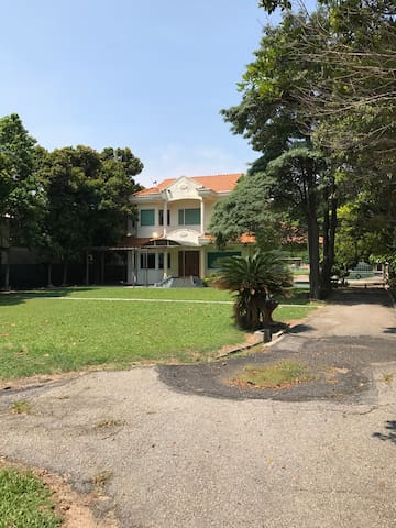 Beautiful Beach house,private beach - tanjung keling  - Haus