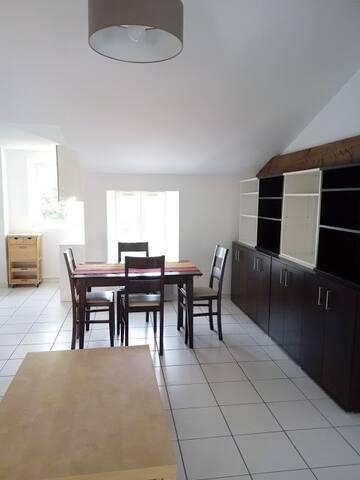 Appartement Golf de La Domangère