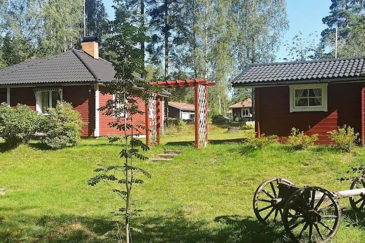 7 Personen Ferienhaus in SÖDERBÄRKE