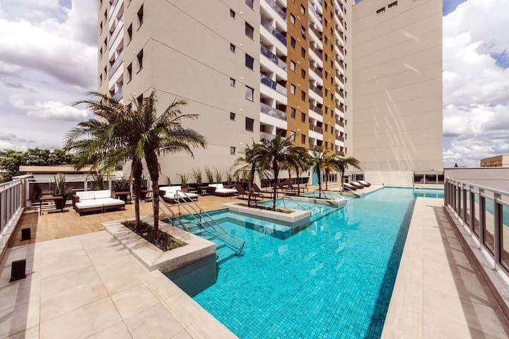 Apartamento de Alto Padrão HUB 502